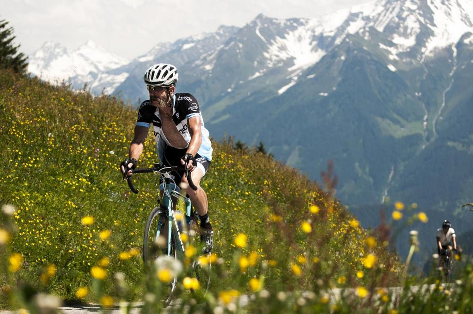Private cycling trip opportunity: Wildflowers in the Austrian Alps